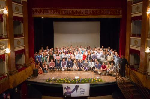 Day 1 - Teatro Tina di Lorenzo